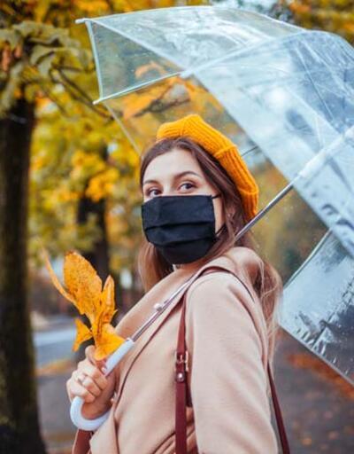 Yağmurlu havada maske kullanımı nasıl olmalı?