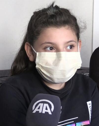 Enkazdan 5 saat sonra kurtarılan Ela yaşadıklarını anlattı | Video