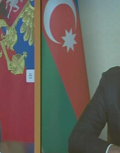Son dakika haberi: Aliyev'den tarihi konuşma! Anlaşmanın detaylarını anlattı | Video
