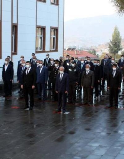 Atatürk, Çelikhan'da anıldı