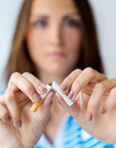 İşte sigarayı bırakmaya yardımcı besinler!