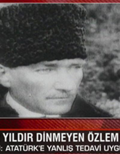 Hulki Cevizoğlu: Atatürk'e yanlış tedavi uygulandı | Video