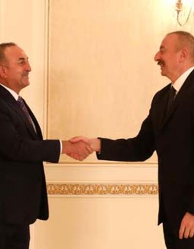 Son dakika haberi: Türk heyetten Aliyev'e tebrik ziyareti