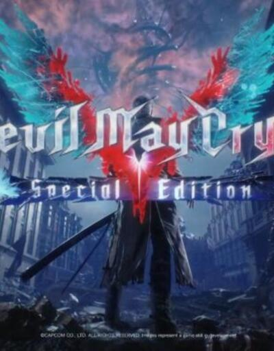Devil May Cry 5 Special Edition çok yakında geliyor