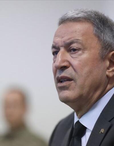 Bakan Akar'dan Doğu Akdeniz açıklaması: Biz de gerekli tedbirleri aldık