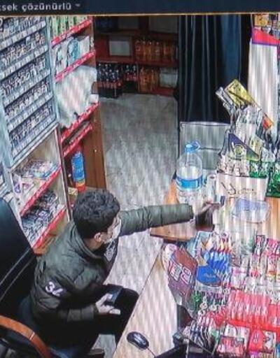 'Kalacak yerim yok' diyerek işe başladığı marketten 1000 lira çaldı