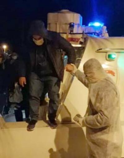 Marmaris'te 24 kaçak göçmen ve 1 organizatör kurtarıldı