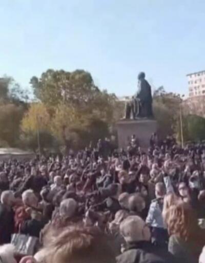 Son Dakika Haberleri: Ermenistan Savunma Bakanlığı Sözcüsü istifa etti   Video