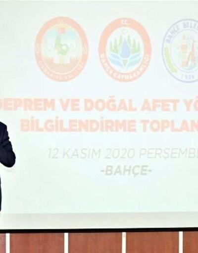 Osmaniye'de tehlikeli binalar yıkılacak