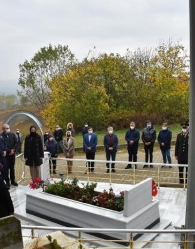 Şehit Uzman Çavuş Selim Vural, mezarı başında anıldı