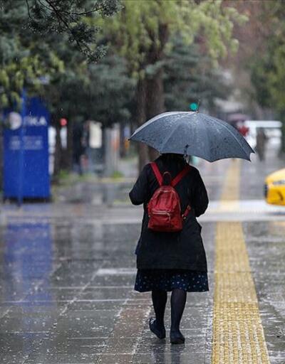 Son dakika.. Marmara bölgesine şiddetli yağış uyarısı