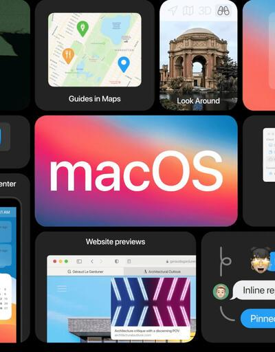 Apple,macOS Big Sur güncellemesini yayınladı