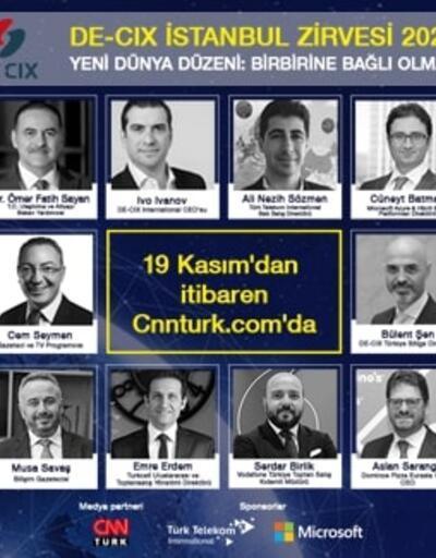 DE-CIX İstanbul Zirvesi 2020, Yeni Dünya Düzeni: Birbirine bağlı olmak temasıyla yayına hazırlanıyor!