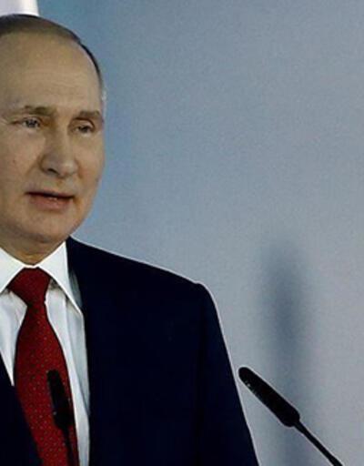 Putin: Uluslararası terörizm ciddi tehdit oluşturmaya devam ediyor