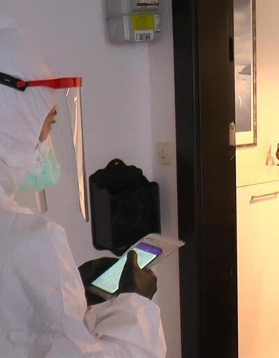 Son Dakika! Koronavirüs takip bilekliği kullanımda   Video