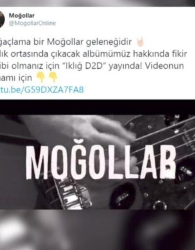 Moğollar'dan yeni albüm   Video