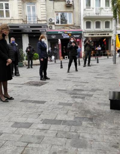 İngiliz Başkonsolosluğu'nda terör saldırısında ölenler anıldı