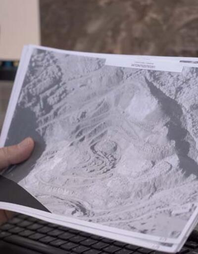Savaştan kalma toplu mezara ulaşıldı! Eski uydu görüntüleri açığa çıkardı