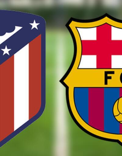 Atletico Madrid Barcelona maçı hangi kanalda, ne zaman, saat kaçta izlenecek?