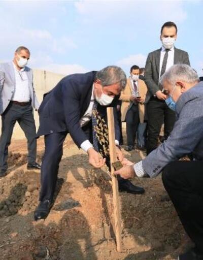 ASKİ, 2 bin fidanı toprakla buluşturdu