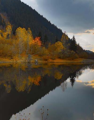 'Macahel'de sonbahar bir başka güzel!