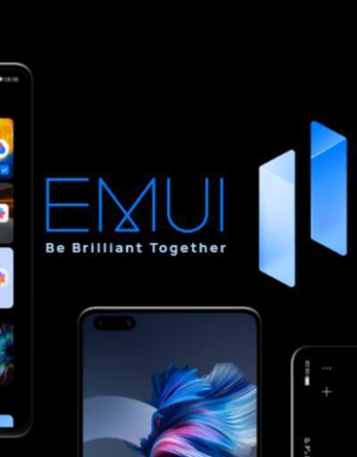 EMUI 11 alan telefonlar listesine yenilerini ekledi