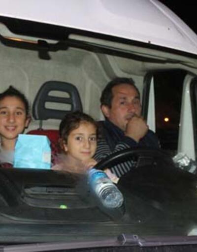 Rize'de, 'Arabalı Sinema' etkinliği