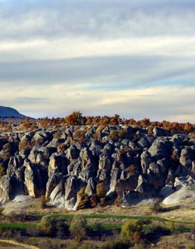 2 bin yıllık antik kentten doyumsuz manzaralar
