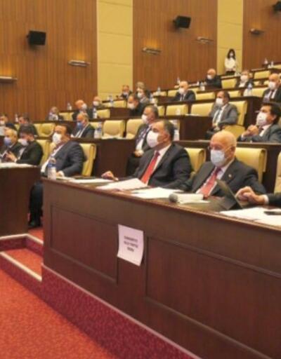 ABB Meclisi bütçe görüşmesi   Video
