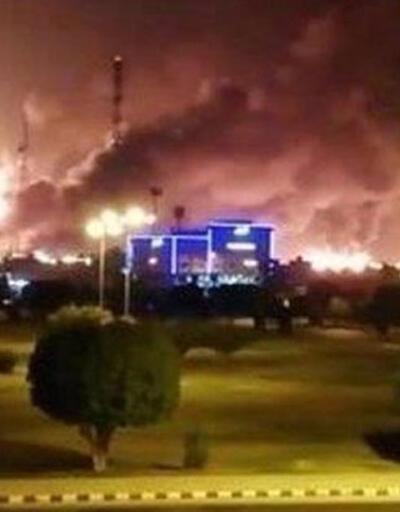 Suudi Arabistan'da korkutan patlama!