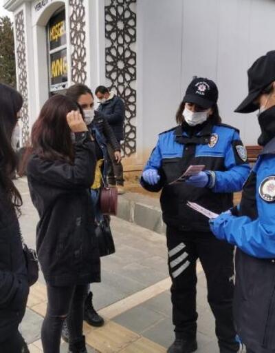 Tunceli polisi, KADES'i tanıttı