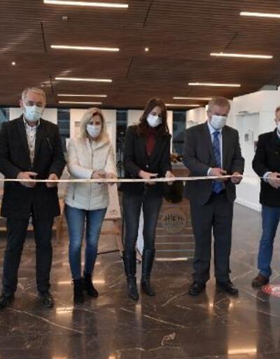 Fetih Müzesi'nde 'Pandemi Günleri' sergisi açıldı