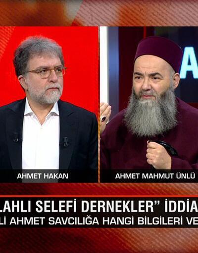 Cübbeli Ahmet Hoca olarak bilinen Ahmet Mahmut Ünlü, Tarafsız Bölge'ye konuk oldu