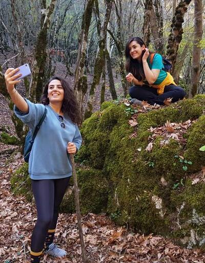 Doğa ve fotoğraf tutkunları buluştu
