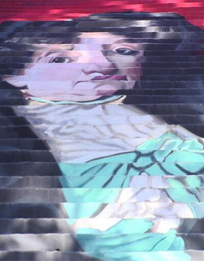 Beyoğlu sokakları sanatla buluştu | Video