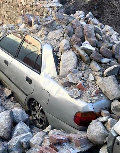 Konak'ta depremin izi silinmedi   Video