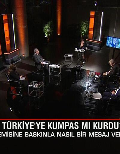 Gemi baskını Türkiye'ye kumpas mı? AB ile ipler kopacak mı?Biden'ın Türkiye planı ne? Gece Görüşü'nde tartışıldı
