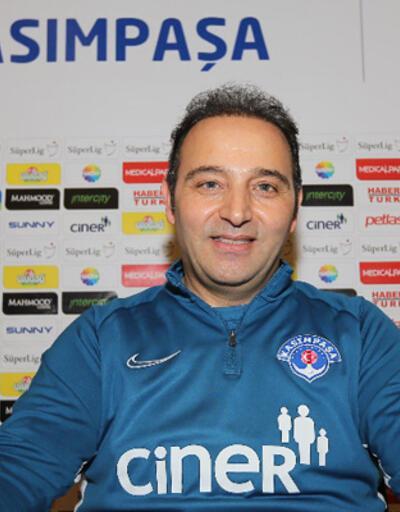 Son dakika... Kasımpaşa'nın yeni teknik direktörü Fuat Çapa