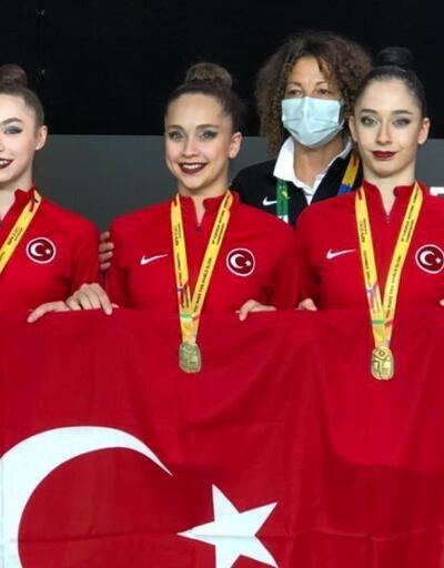 Türkiye'ye gururu yaşattılar