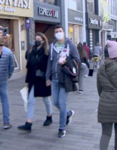 İstanbullular sokakta