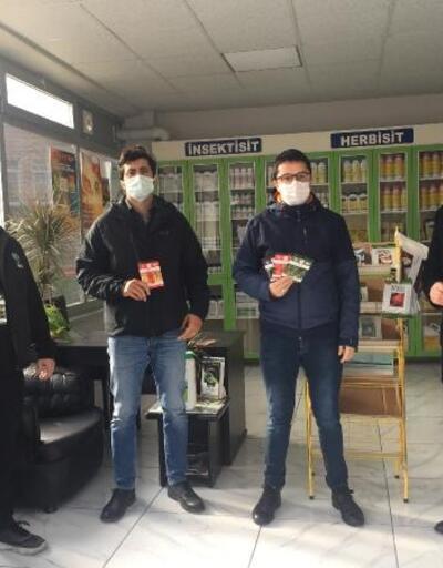 Pınarhisar'da yerli ve milli sebze tohumu tanıtıldı