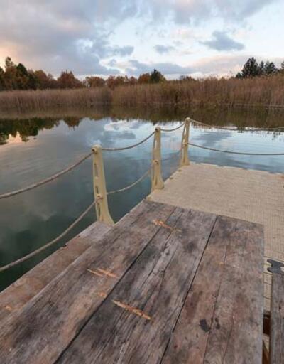 Doğa harikası! Ormanları, gölleri ve tabiat parklarıyla adeta görsel şölen sunuyor