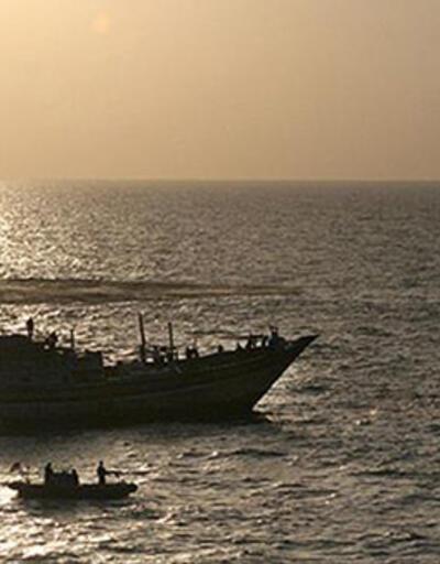 Gine açıklarındaki Türk gemisinde hırsızlık