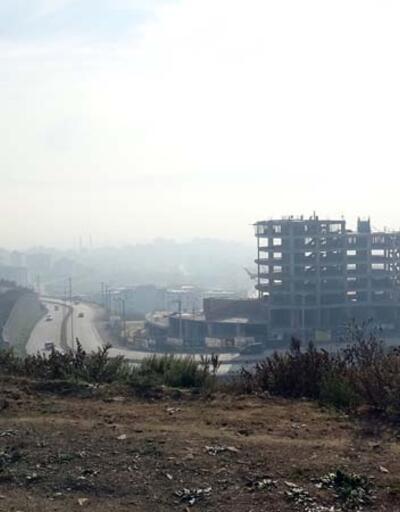 Düzce'de hava kirliliği, en kötü seviyeye ulaştı