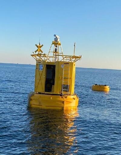 Balık stoklarının belirlenmesi için denize şamandıra bırakıldı