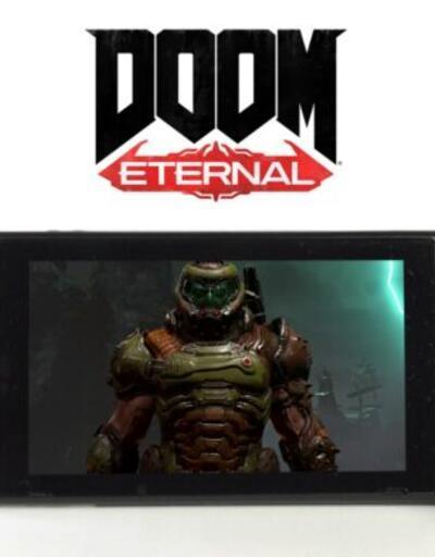Nintendo Switch sahipleri için DOOM Eternal geliyor