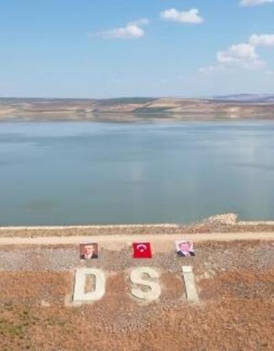 Reyhanlı Barajı'nda 176 bin 950 dekar tarım arazisi, modern sulama şebekesine kavuşacak