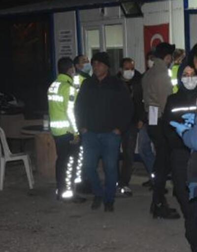 Türk Polis Teşkilatı Güçlendirme Vakfı otoparkına silahlı saldırı