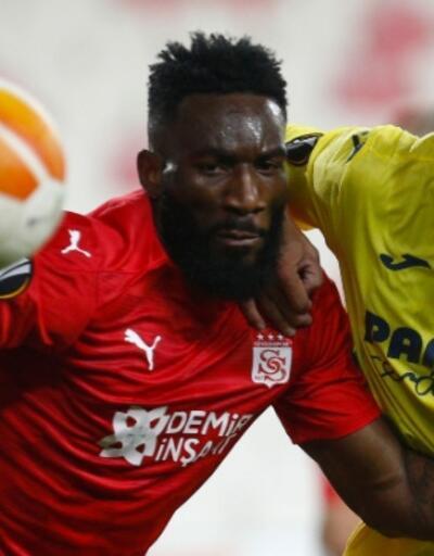 Sivasspor Avrupa'da üzüldü