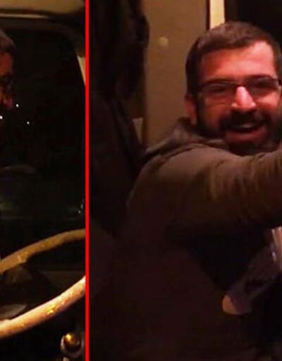 TIR sürerken horon oynadı, ehliyetine el konuldu | Video